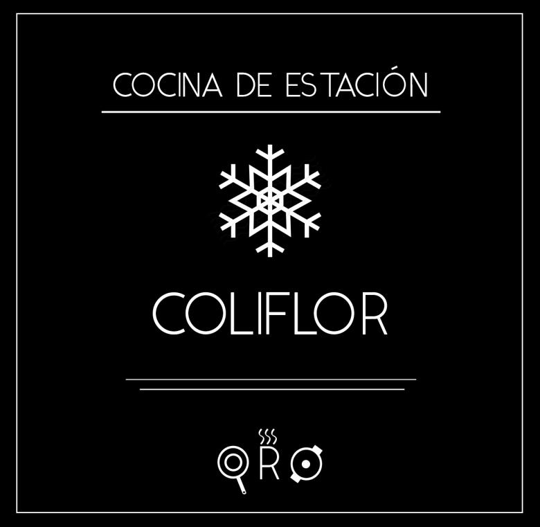 Cocina de estación Coliflor